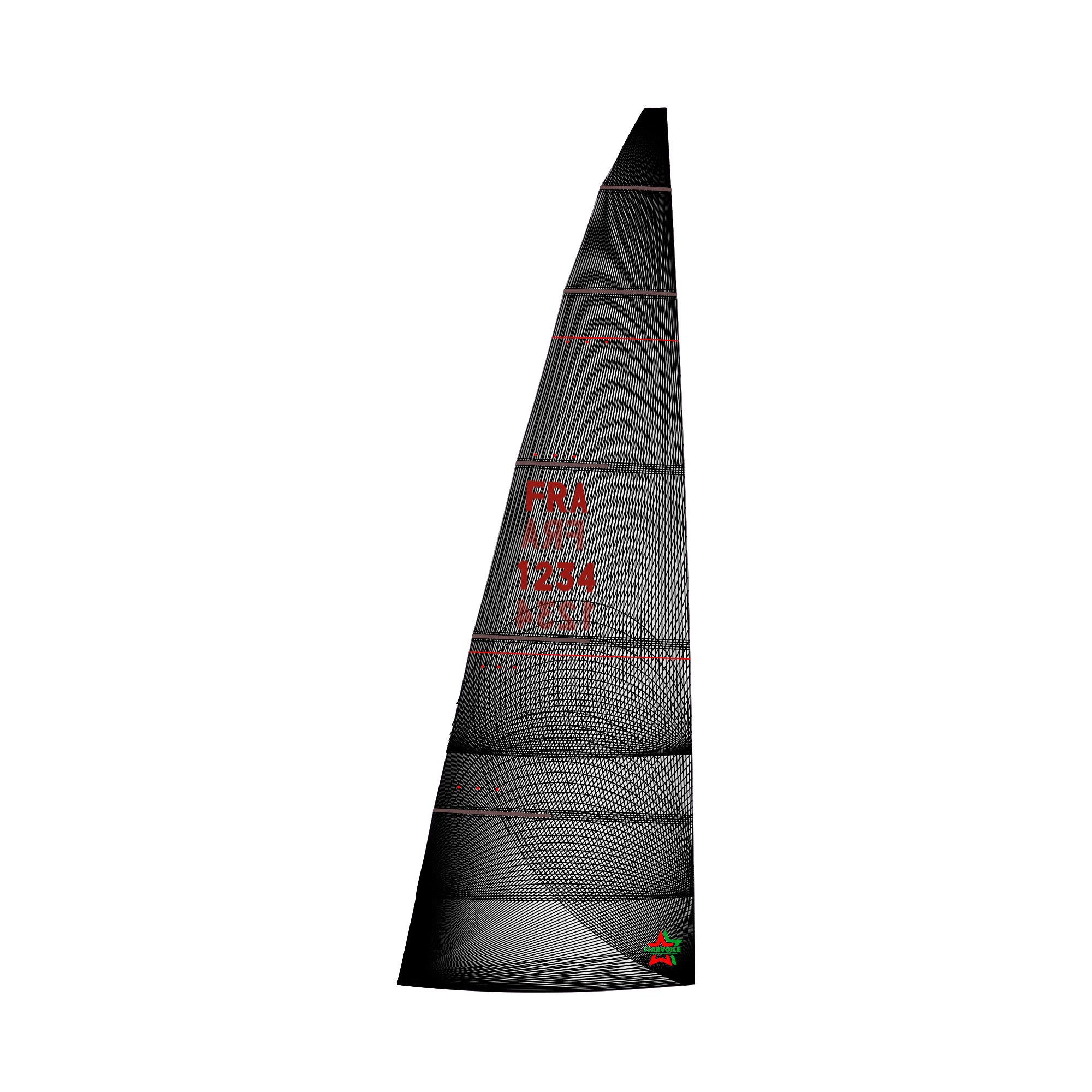 GRAND VOILE Membrane - Starlight